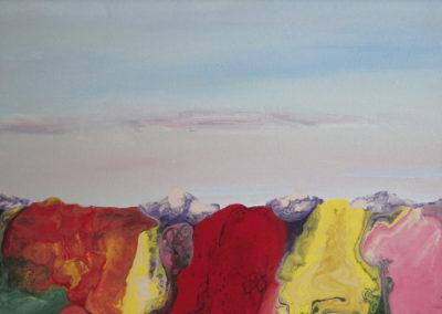 berglandschap #8