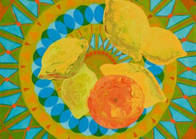 citroentjes zonder suiker